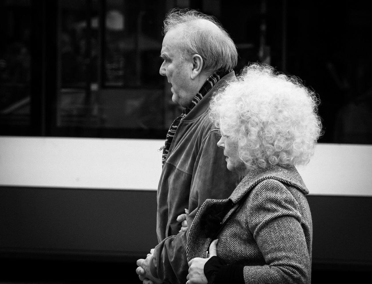 People of Amsterdam - photograph by Zed Sindelar / CuriousZed
