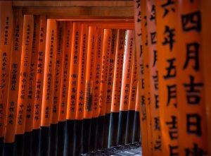 Fushimi Inari Shrine, Kyoto - Photo by Zed Sindelar of CuriousZed Photography