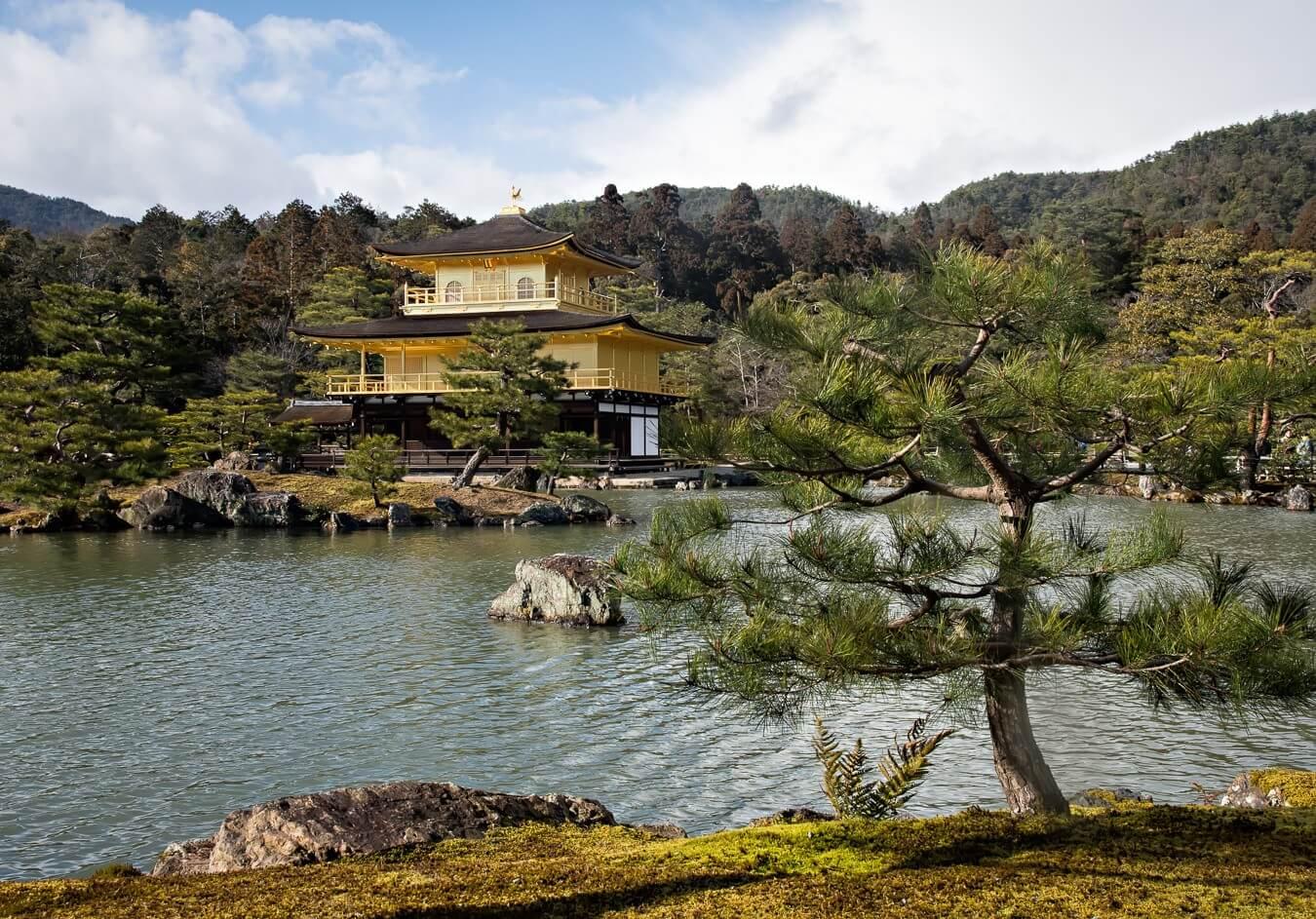 Kinkaku-ji, Golden Pavilion, Kyoto, Japan - Photo by Zed Sindelar of CuriousZed Photography