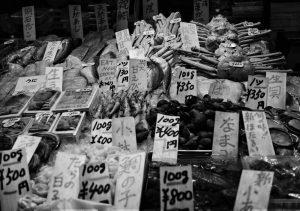 Fish Market, Tokyo, Japan - Photo by Zdenek Sindelar of CuriousZed Photography