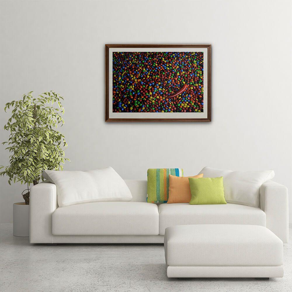 Colors-Painbow-framed-wall-art-CuriousZed-Sindelar