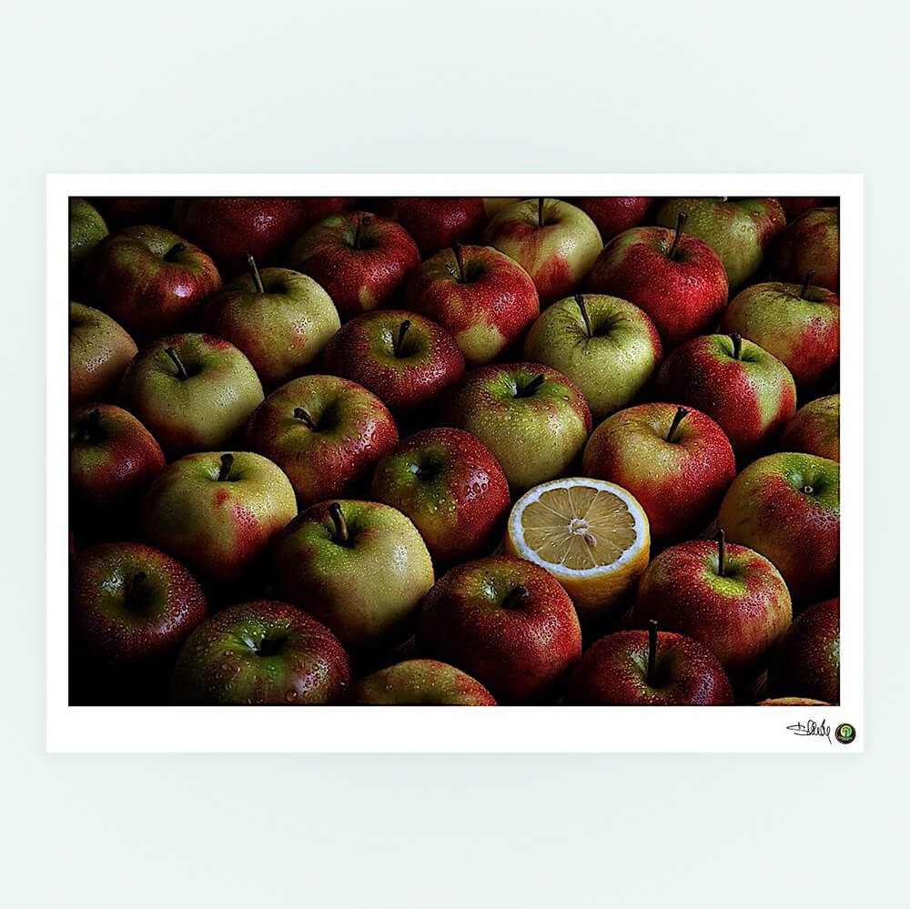 Lemon-fine-art-print-CuriousZed-Zdenek-Sindelar