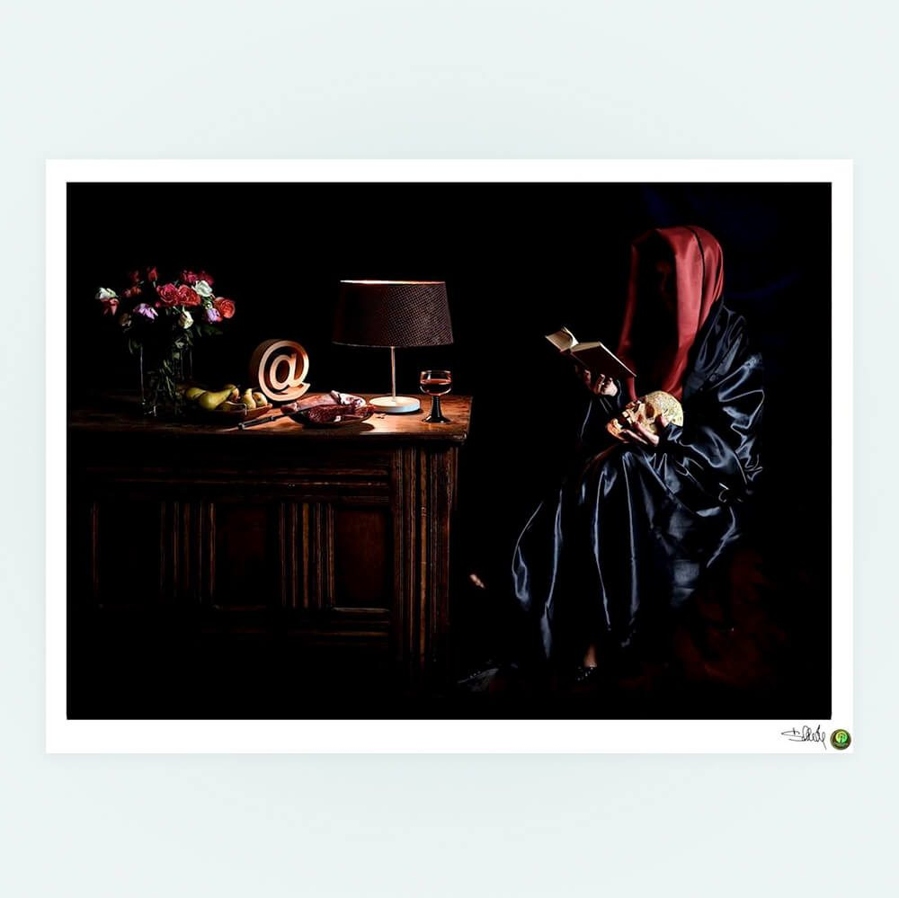 Maitresse-la-Gloire-fine-art-print-CuriousZed-Zdenek-Sindelar