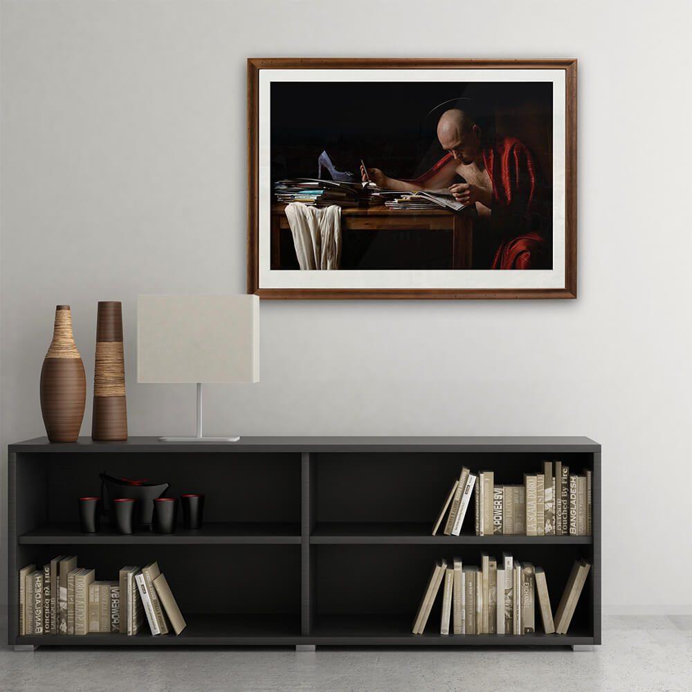 The-Passion-St-Sidonius-framed-wall-art-CuriousZed-Zdenek-Sindelar