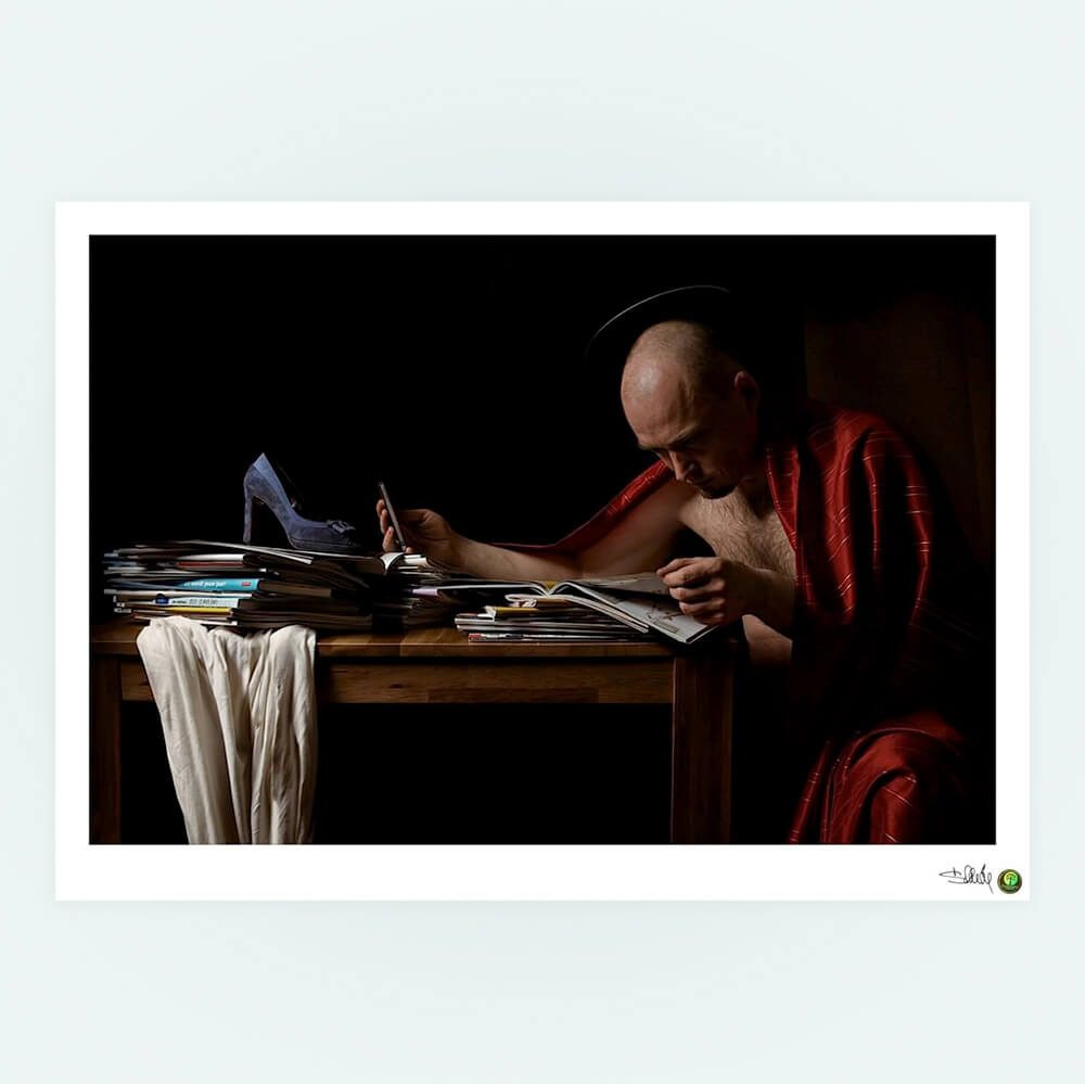 The-Passion-of-St-Sidonius-fine-art-print-CuriousZed-Zdenek-Sindelar