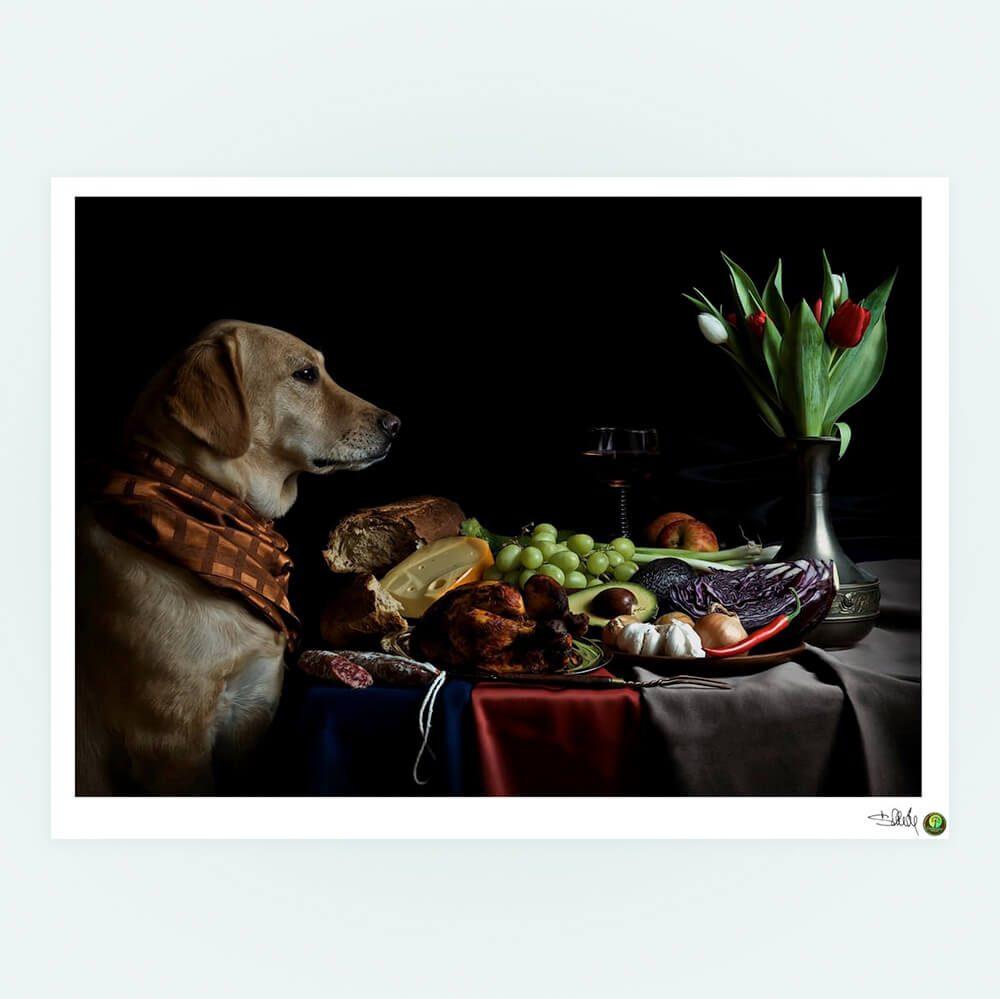 The-Supper-fine-art-print-CuriousZed-Zdenek-Sindelar