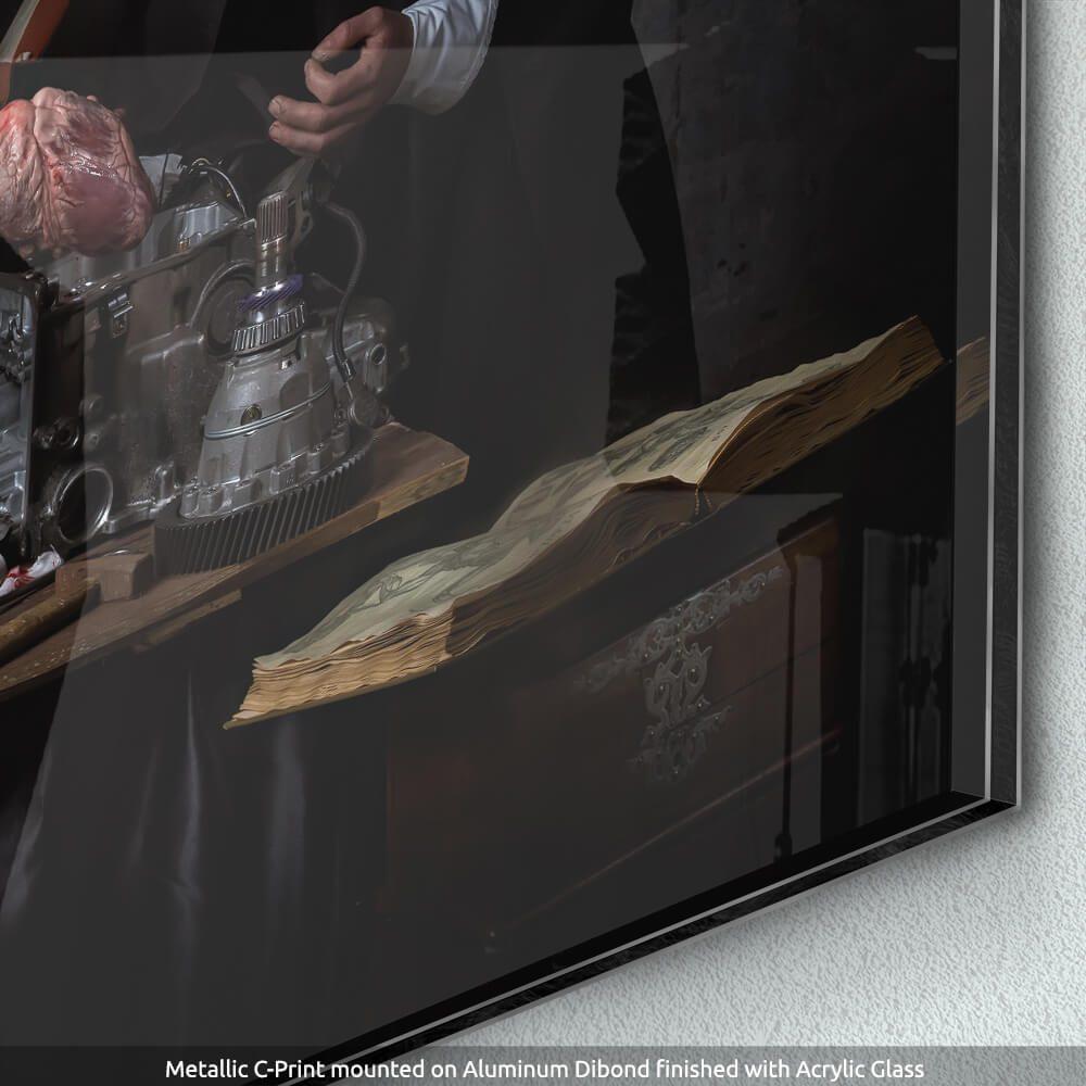 Lectio-Detail-of-Metallic-C-Print-Dibond-Acrylic-Glass-CuriousZed