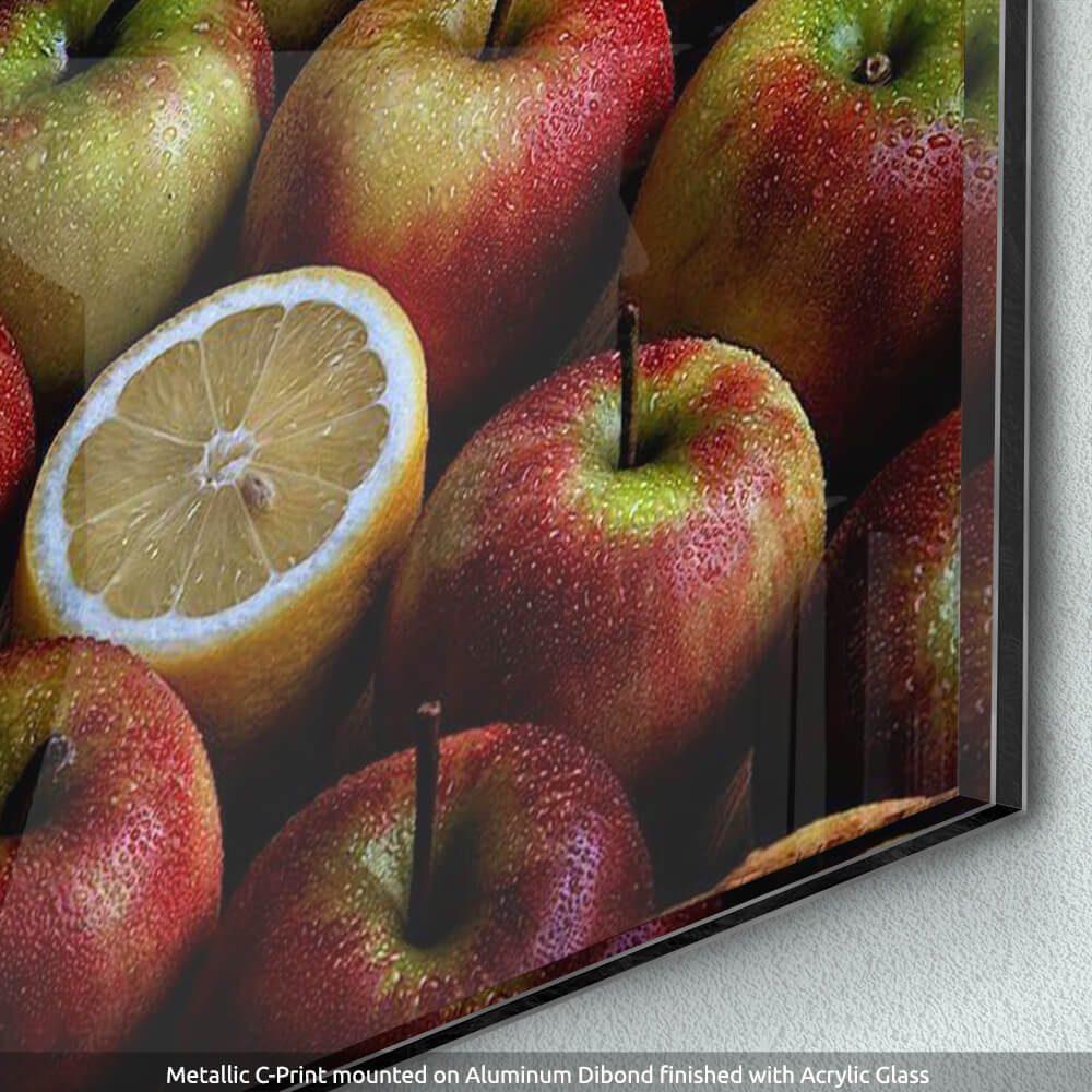 Lemon-Detail-of-Metallic-C-Print-Dibond-Acrylic-Glass-CuriousZed