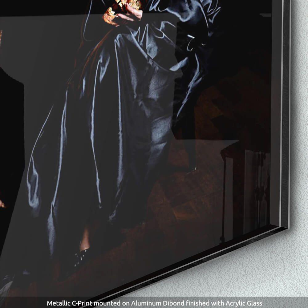 Maitresse-la-Glorie-Detail-of-Metallic-C-Print-Dibond-Acrylic-Glass-CuriousZed