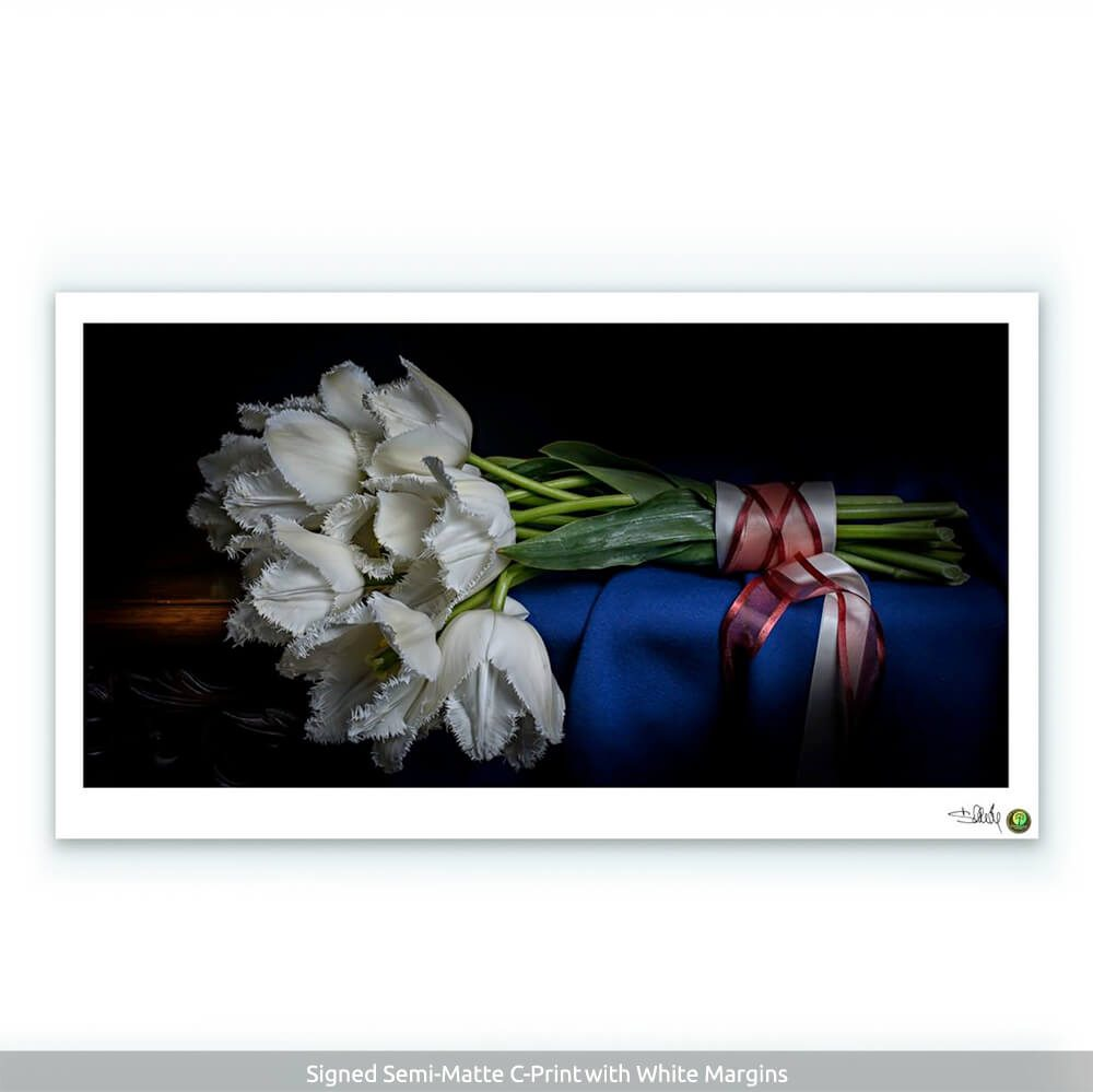 White-Tulips-C-Print-with-COA-CuriousZed